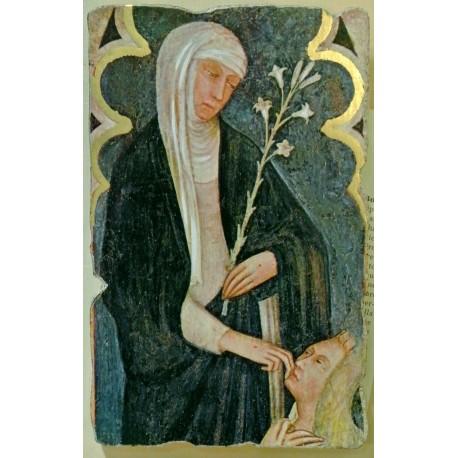 Santa Caterina da Siena, Patrona d'Italia e Compatronad'Europa