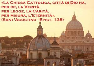 chiesa cattolica sant'agostino