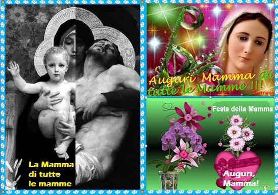 """A Maria Madre nostra e Madre di tutte le mamme- Preghiera di San Pio alla """"MamminaCeleste"""""""