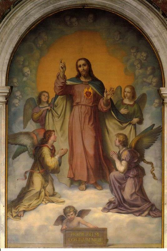 Altare_maggiore Sacro Cuore