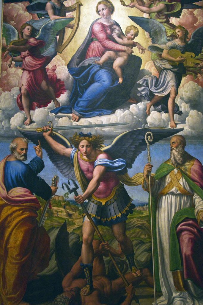 """""""Chi è come Dio?Noi siamo della stirpe di Maria e le porte dell 'inferno non prevarranno contro la Chiesa""""Beata MariaDeluil-Martiny"""