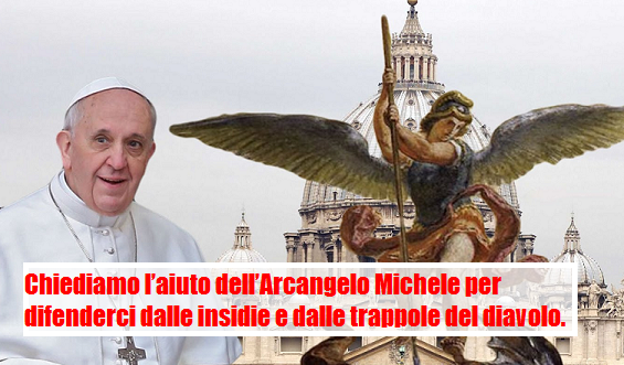 Satana odia Papa Francesco: ecco come eperchè.