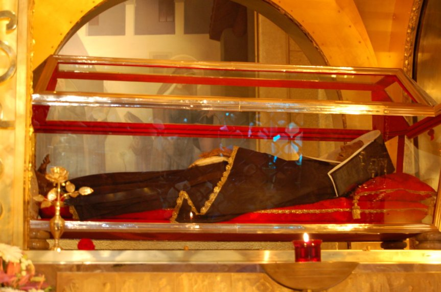 tomba Santa Rita da Cascia