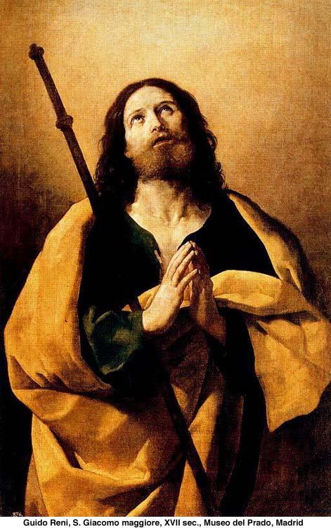 San Giacomo apostolo, il «figlio deltuono»