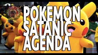 """Pokémon Go: indottrinamento all'occultismo e al satanismo, altro che """"gioco"""""""