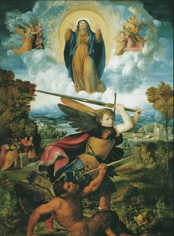 Le battaglie spirituali dei Santi e le vittorie sull'antico Nemico
