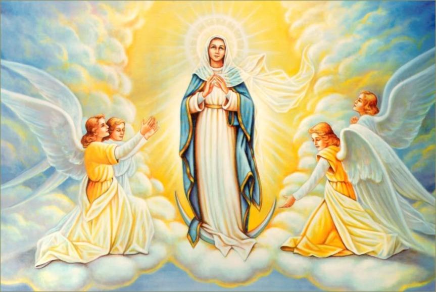Solennità dell'Assunzione della Beata Vergine Maria Madre diDio