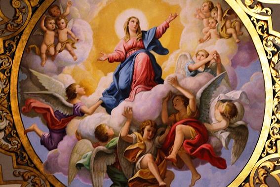 Novena per l'Assunzione della Beata VergineMaria