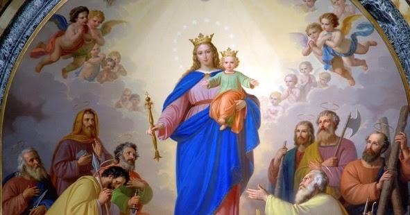 La devozione a Maria S. Madre di Cristo è sempre esistita dalle prime comunitàcristiane