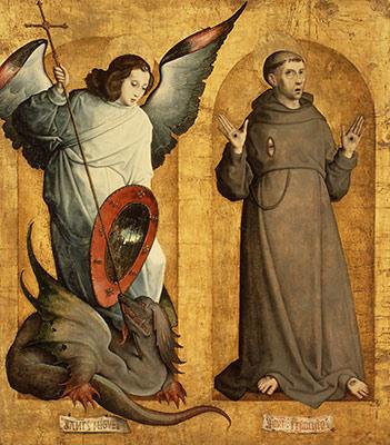 La Corona Angelica e la devozione a San Michele Arcangelo di S.Francesco