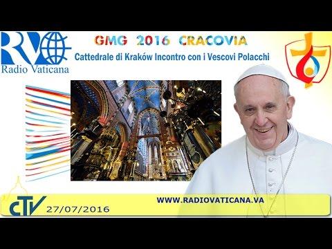 I discorsi del Papa in Polonia,dimenticati dalla stampa: contro il gender, contro quelle ideologie corrotte dall'idolatria del denaro che provocano guerra, immigrazione e scristianizzazione