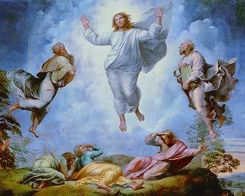 Trasfigurazione di Nostro SignoreGesù