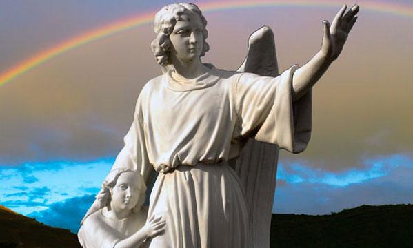Gli Angeli di Dio, nostre guide sulla via dellasantità