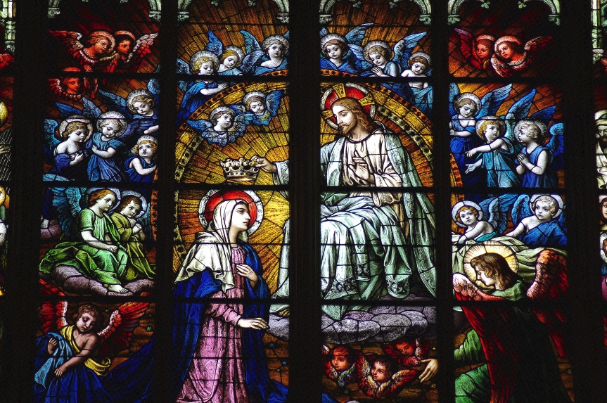 st_marys_cathedral_basilica_of_the_assumption_-_covington_ky_-_great_stained_glass_window_crowning_of_bvm