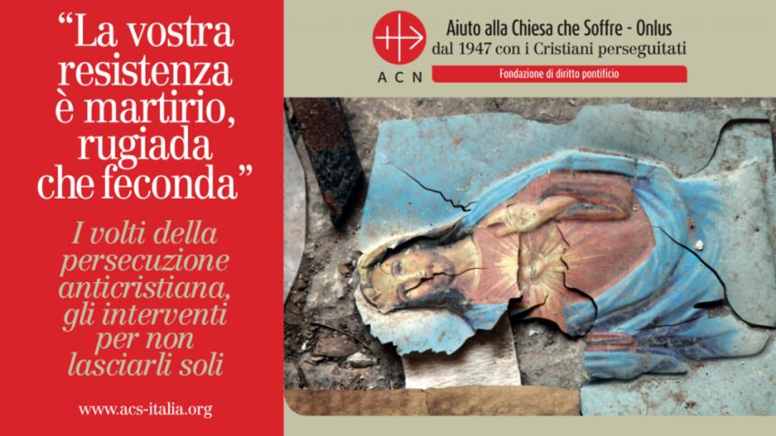 Aiuto alla Chiesa che Soffre al Meeting di Rimini 2016: I volti della persecuzione anticristiana, gli interventi per non lasciarlisoli
