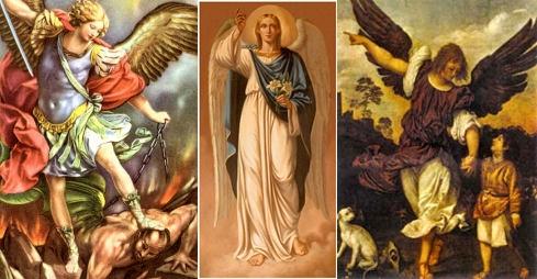 """Il """"culto dei sette arcangeli"""": pericolose deviazioni gnostiche in salsa magica new age. Ecco perchè la Chiesa riconosce solo i tre SantiArcangeli."""