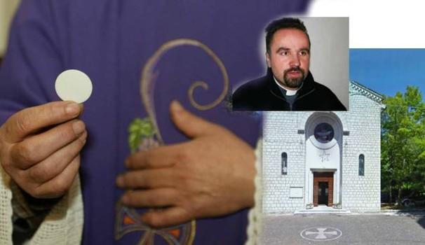 Rubate 70 Ostie consacrate nella chiesa di Frontone (PU): ennesimo furto sacrilego per ritisatanici