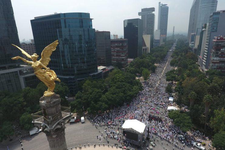 Marcia per la Famiglia in Messico: pieno sostegno del Papa. Una nuova Cristiada contro le imposizioni del governo che vuole distruggere lafamiglia