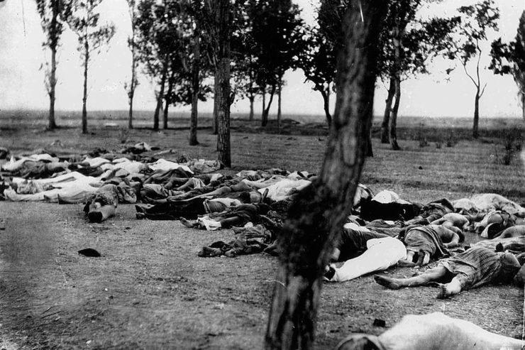 Persecuzione anticristiana del regime comunista ateo in Armenia: più di 250 vescovi e sacerdoti uccisi in odio alle fede. Documenti segretati dalregime.