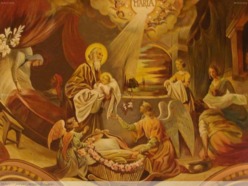 LA NATIVITA' DI MARIA e la devozione a Maria SS.Bambina