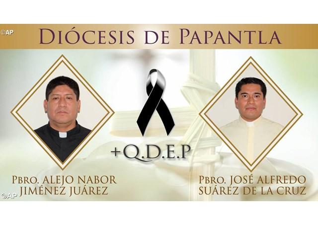 """Messico: due sacerdoti rapiti ed uccisi.  La lotta dei sacerdoti cattolici contro le gang dei narcosatanisti ed il culto a """"santamuerte"""""""