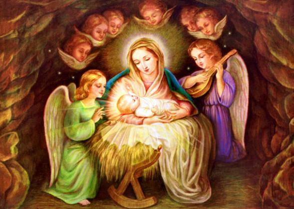 angels-around-jesus-munir-alawi
