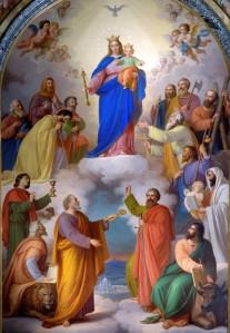 grande-quadro-di-maria-ausiliatrice-dipinto-del-1868-ad-opera-di-tommaso-lorenzone-su-commissione-di-san-giovanni-bosco-per-la-nuova-basilica-di-maria-ausiliatrice-a-torino