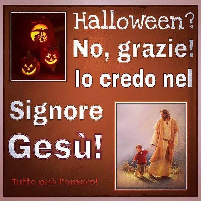 Halloween: in siti internet per bambini, si trovano link a siti di satanismo e magia nera. Padre F.Bamonte