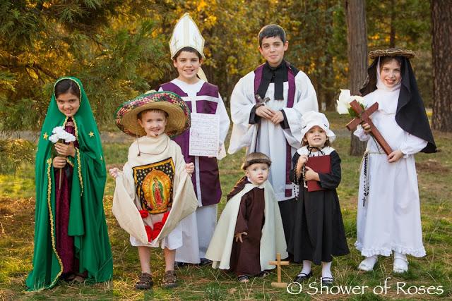 "EVVIVA I SANTI nostri veri amici! Holywins non ""Halloween"": la santitàvince!"