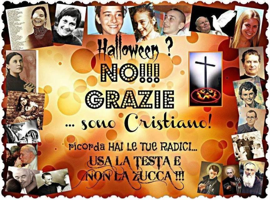 EX SATANISTA AVVERTE DEL PERICOLO DI HALLOWEEN- BUSINESS DI SETTE SATANISTE EOCCULTISMO.
