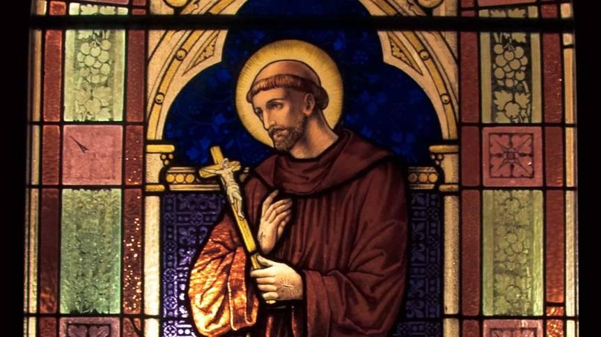 Preghiere di San Francesco d'Assisi Patronod'Italia