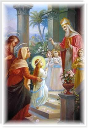 Presentazione della Beata Vergine Maria altempio