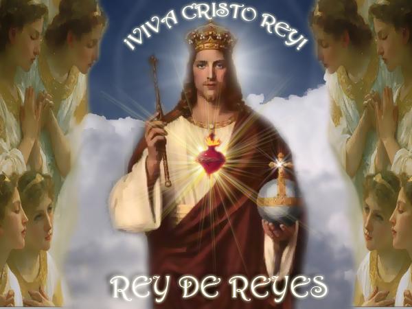 Preghiere per la Solennità di Cristo Re dell'universo