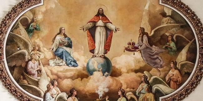 CRISTO RE ANGELI SANTI
