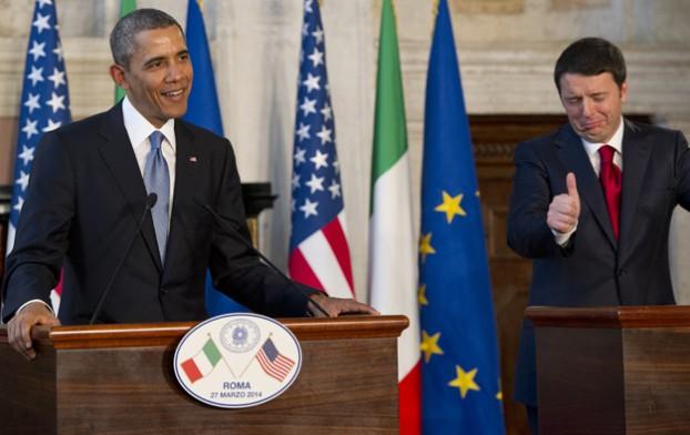 """JP Morgan chiede, Obama comanda e Renzi esegue: così nasce la """"riforma"""" che svenderà l'Italia alle banche e al 'Nuovo ordinemondiale'"""