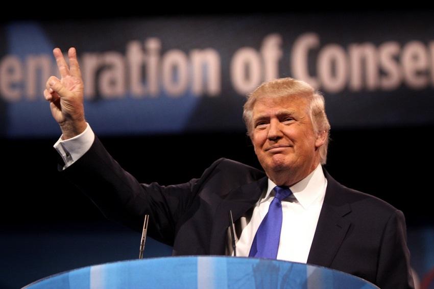 """Donald Trump, il suo discorso contro l'aborto, ignorato dai media: """" questo Paese sta scivolando verso una cultura dimorte"""""""