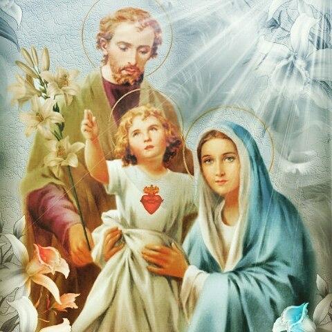 Preghiere alla SantaFamiglia