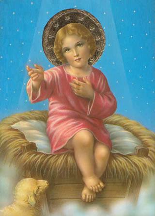 Novena e preghiere a GesùBambino