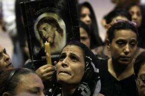 egypt-christians-brotherhood-clashes