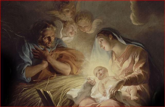 """Il Papa: """"Contempliamo il presepe: in Gesù, nostra unica speranza, noi siamosalvati"""""""