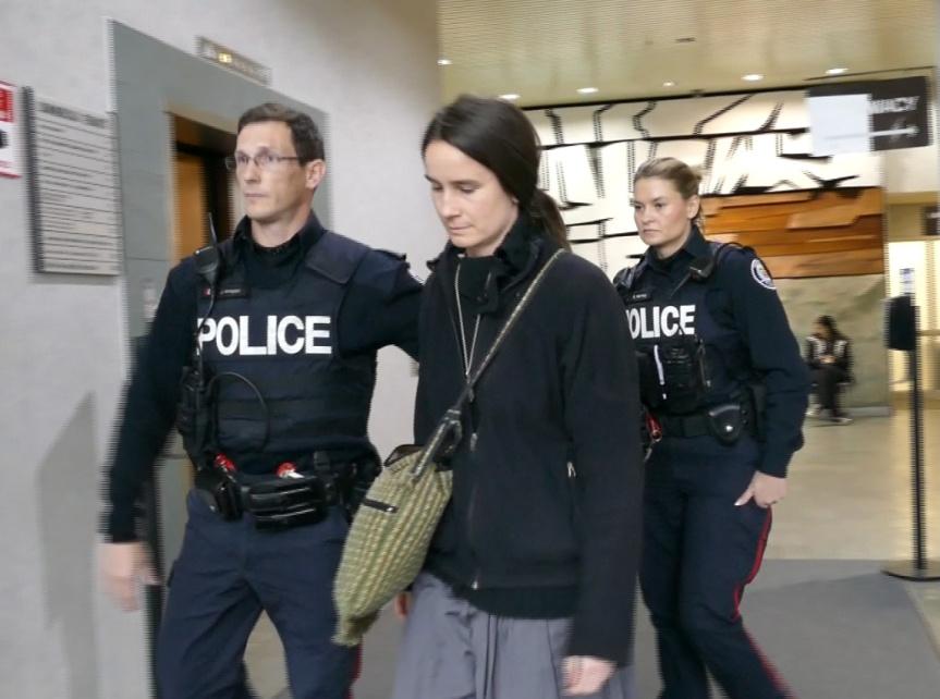 Mary Wagner, cattolica, in carcere perchè lotta contro l'aborto inUSA