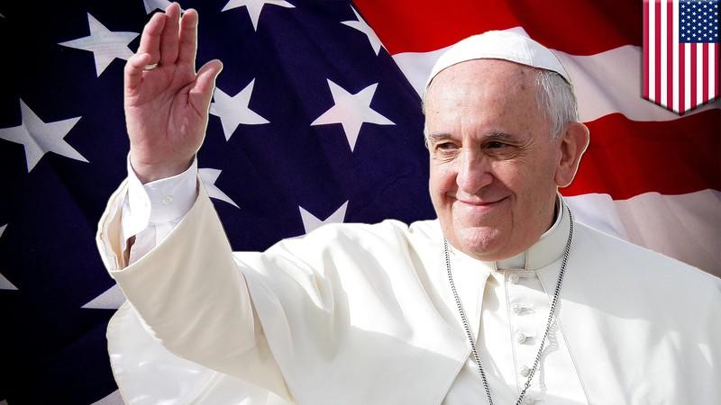 """Papa Francesco su Trump:""""Bisogna dargli la possibilità di dimostrare il suo valore, non giudicarlo frettolosamente"""""""