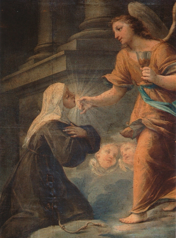 S. Angela da Foligno Maestra deiteologi