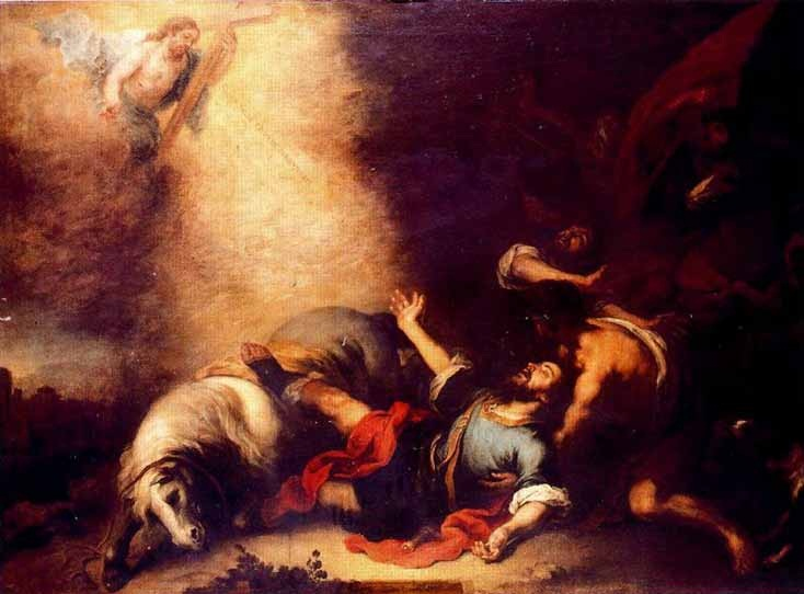Conversione di San Paolo Apostolo: preghiere e riflessioni deiSanti