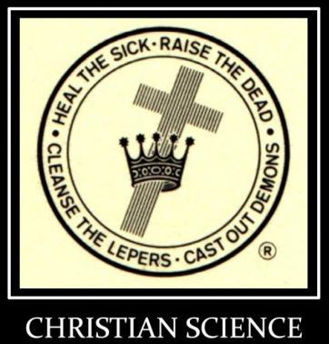 Risultati immagini per CHRISTIAN SCIENCE MARY BAKER EDDY MASSONERIA