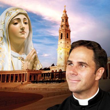 Donald Calloway, ex ateo e tossicodipendente, salvato dall'amore di Maria, oggi è sacerdote testimone della DivinaMisericordia