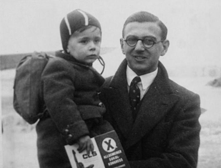Nicholas, un giovane cristiano, che salvò 669 bambini dalla deportazione nei lagernazisti