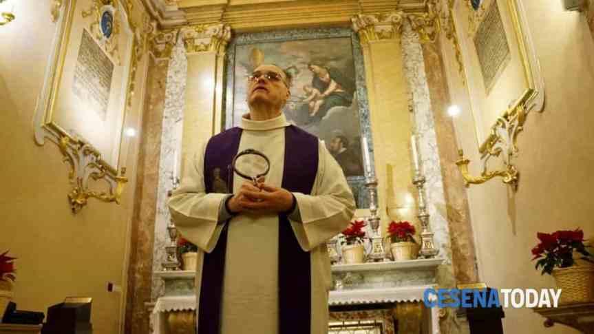Intervista all'esorcista del santuario di San Vicinio aSarsina
