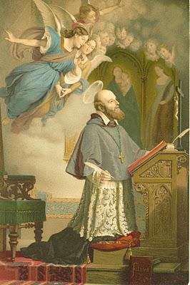 San Francesco di Sales: la virtù della Gioia cristiana sconfigge tristezza eagitazione