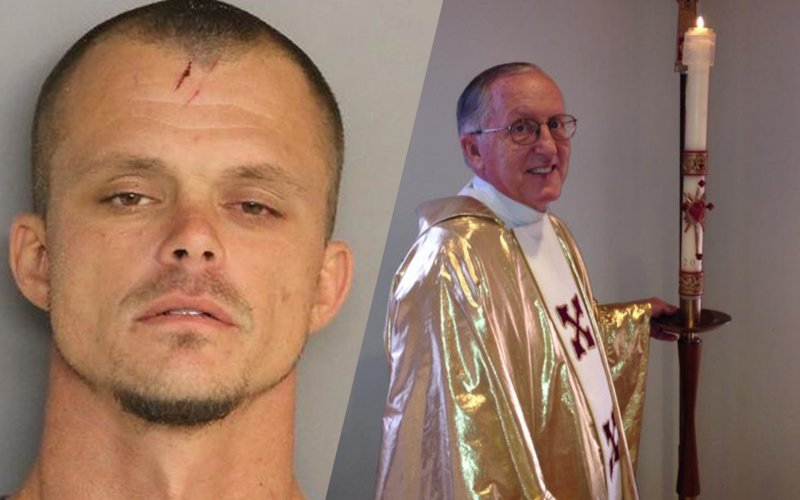 """Un sacerdote, ispirato dalla Divina Misericordia, perdona il proprio assassino """"dall'oltretomba"""""""